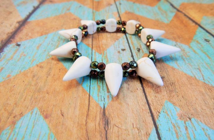 spiked bracelet jewelry