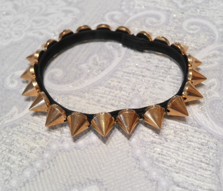 spiked studded jewelry