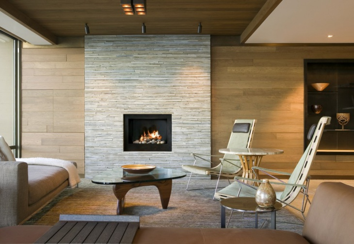 Beautiful Fireplace Wall Design Ideas Gallery - Interior Design