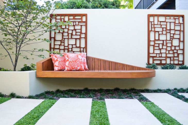 Modern Outdoor Wall Design