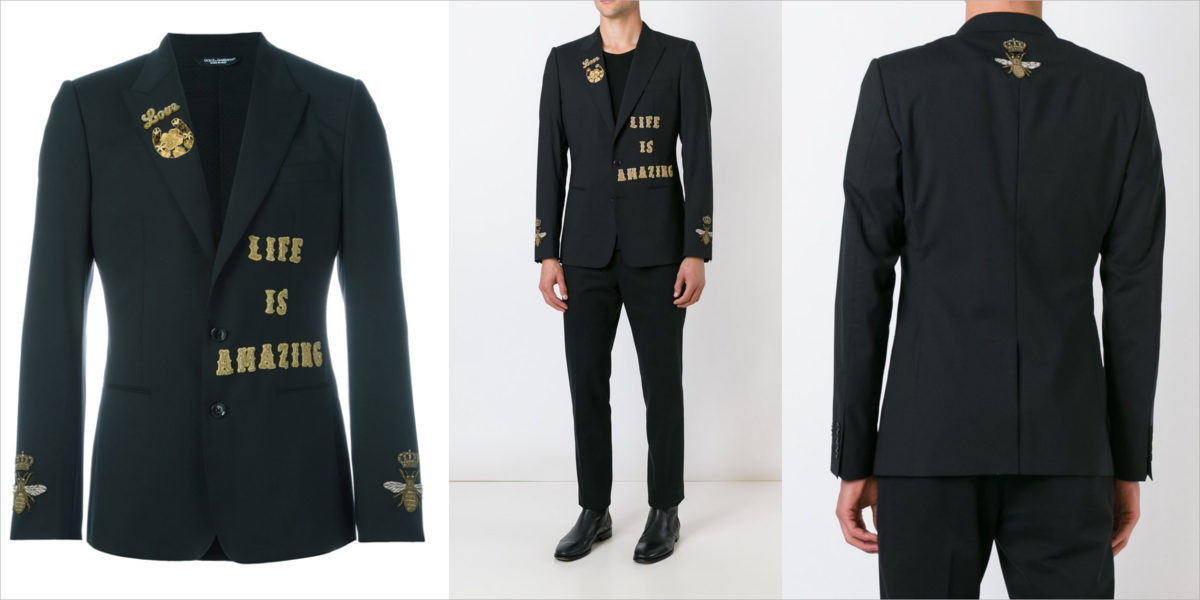 dolce-gabanna-life-is-amazing-blazer