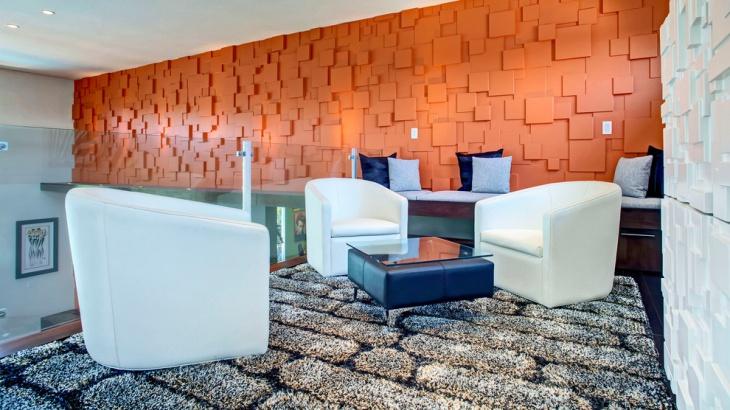modern 3d wall design