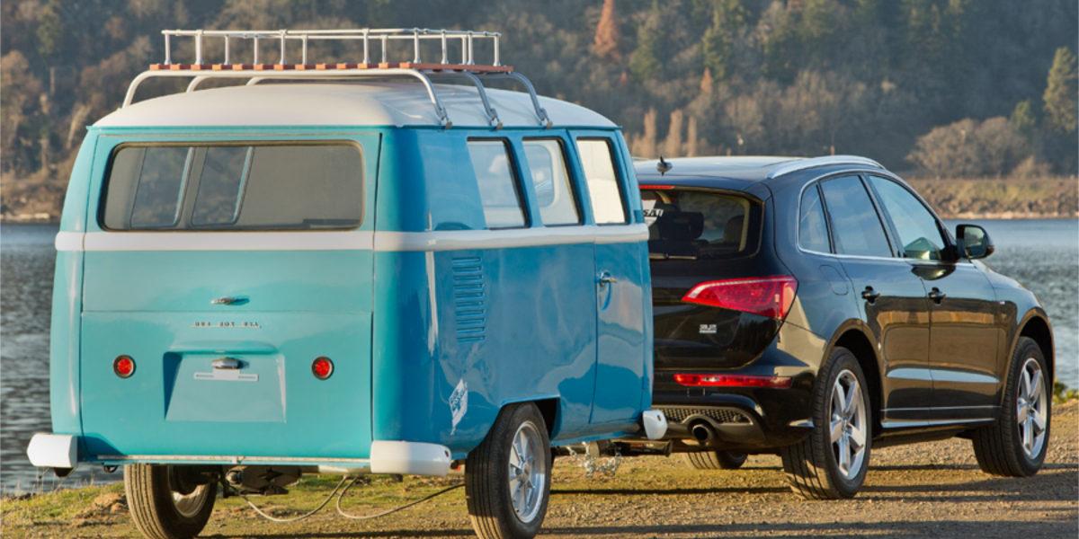dub box camper van