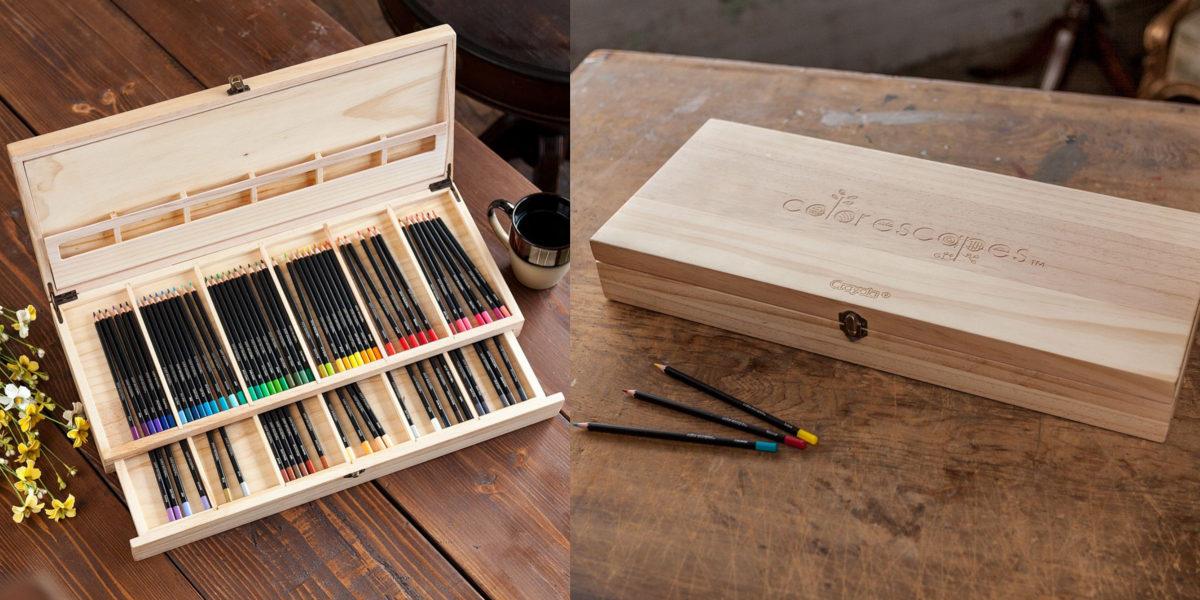 colour escapes adult colouring kit