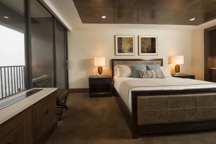 Penthouse Master Bedroom Design