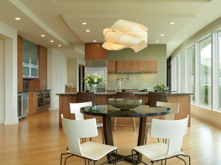 Modern Penthouse Lighting Design