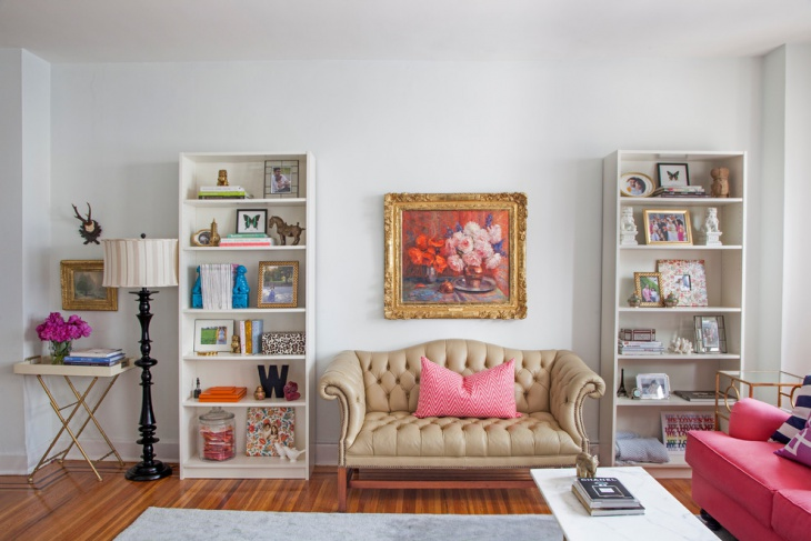 Penthouse Interior Sofa Design
