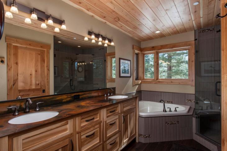 bathroom vanity countertop design