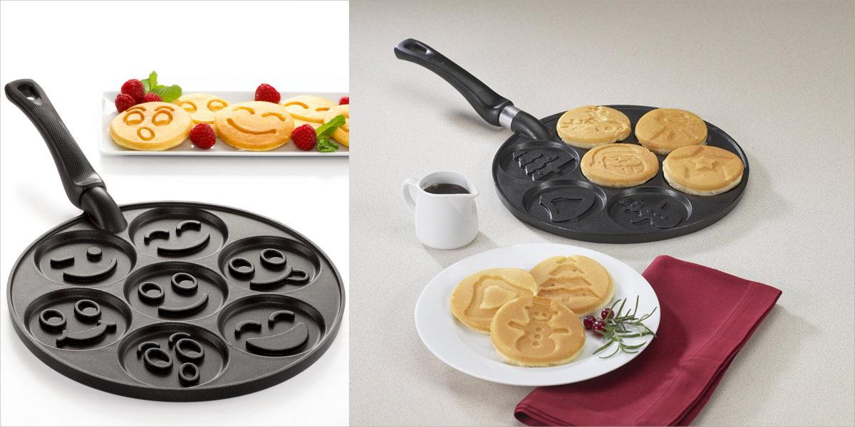 smiley face pancake maker