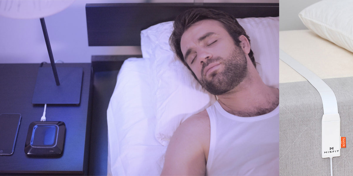 sleep tracker beds
