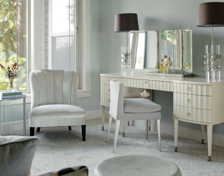 Vanity Makeup Table Design