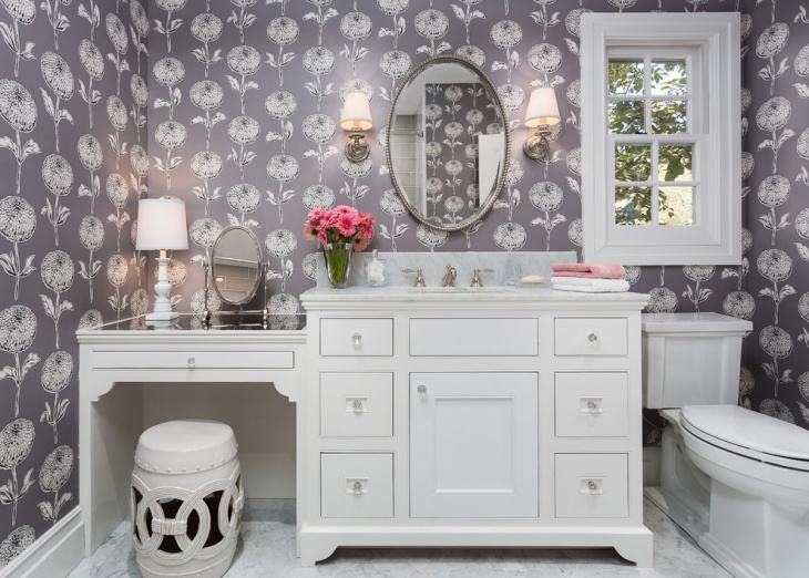 small vanity table design