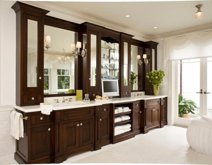Bathroom Vanity Cabinet Design