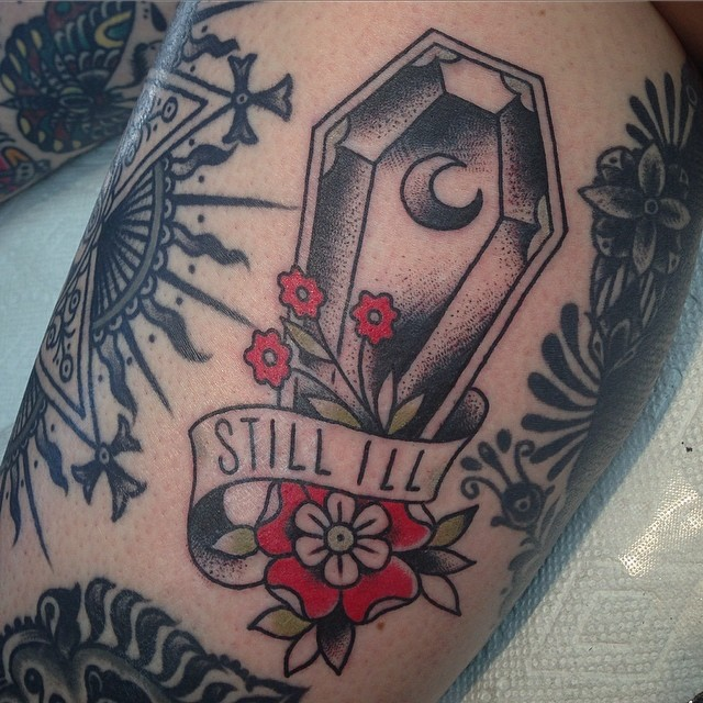 traditional-coffin-tattoo-design
