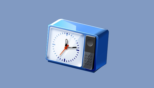 Clock Icon for Desktop