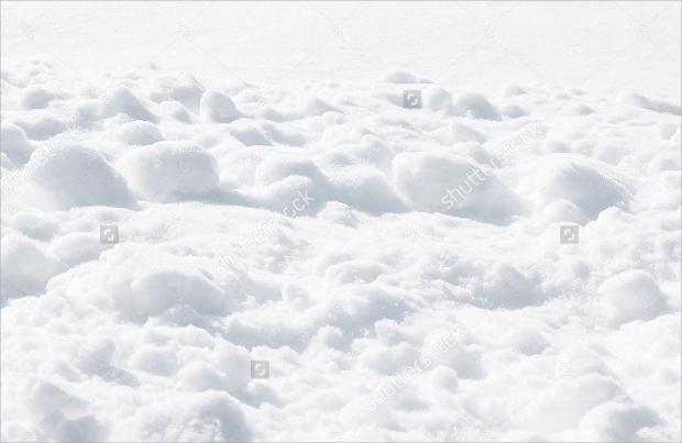high quality snow texture design