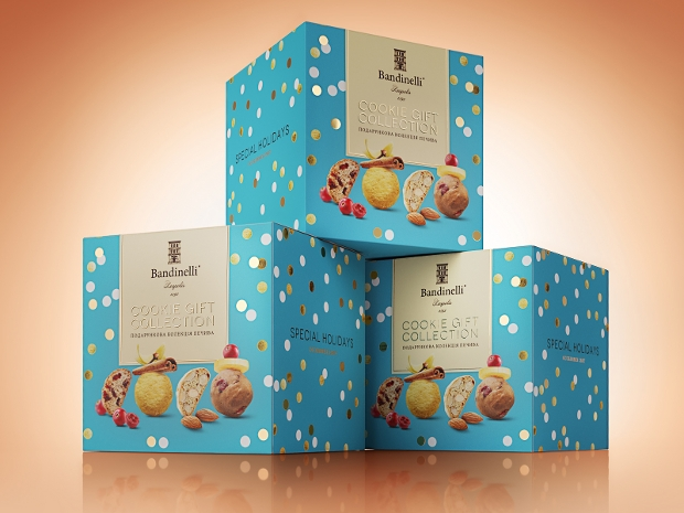 cookie box packaging design