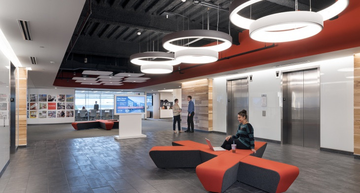 15+ Office Ceiling Light Designs, Ideas