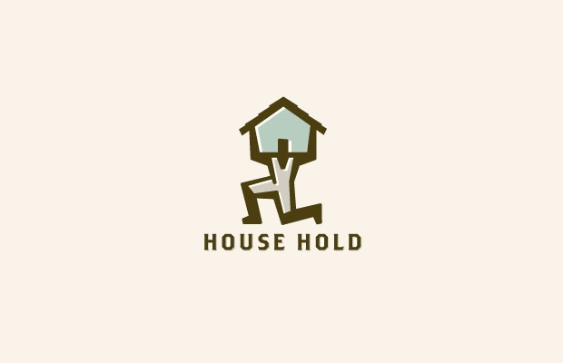 House Construction Logo