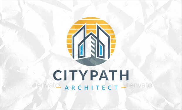 Modern Construction Logo Design