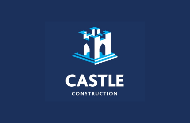 Castle Construction Logo