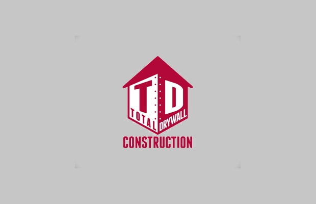 Drywall Construction Logo