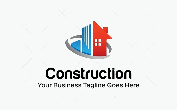 Colorful Construction Logo