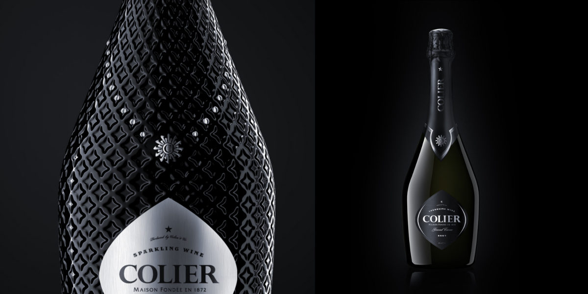 Colier Wine Packaging