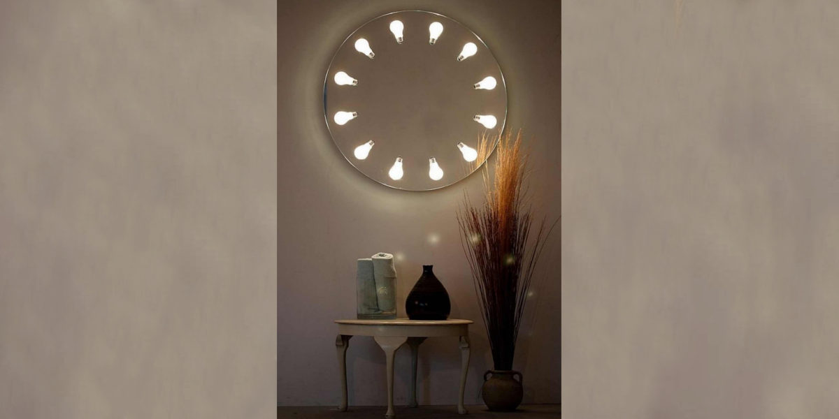 moreno vanity circle mirror