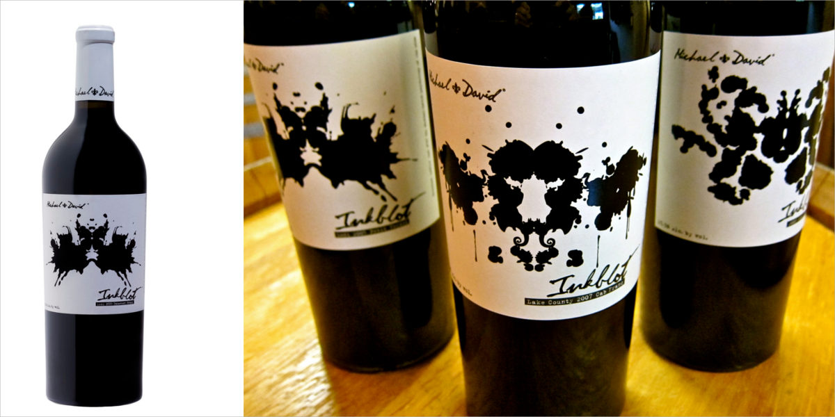 Inkblot Label