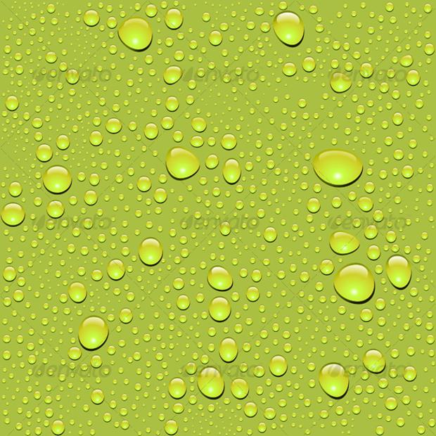 Water Drop Texture