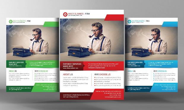 company flyer templates