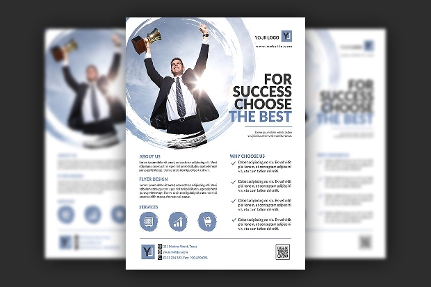 Business Event Flyer
