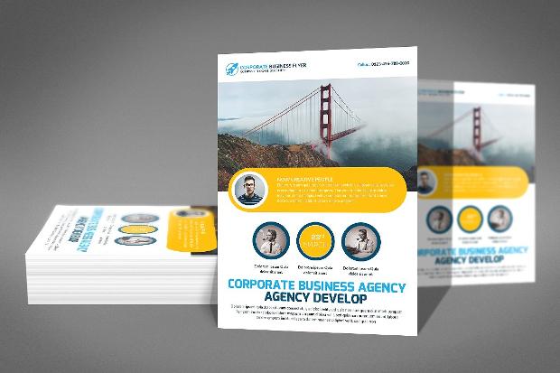 Business Agency Flyer