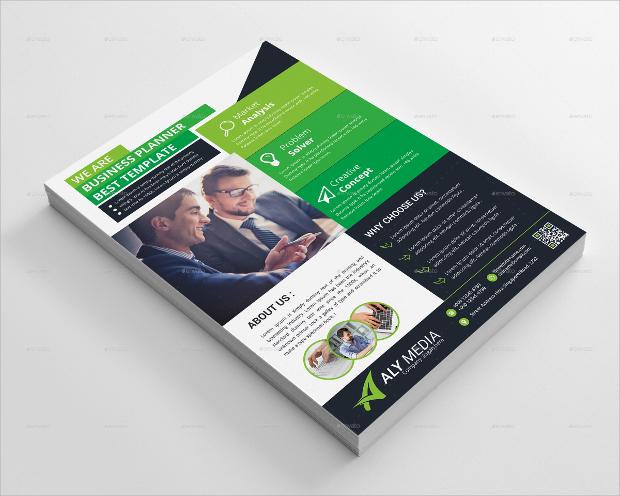 New Business Flyer Design