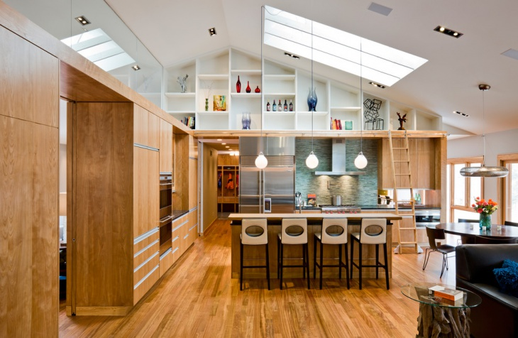 Modern Kitchen Ceiling Design