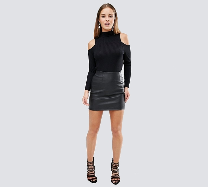 Asos Part Wear Stretchable Top