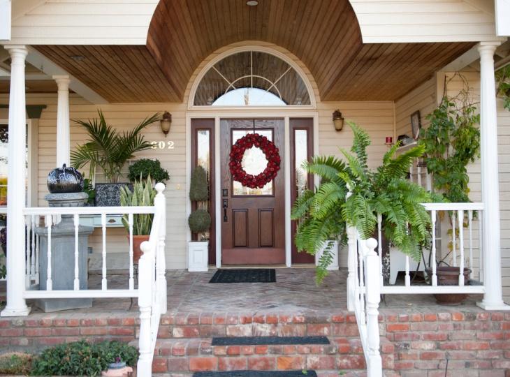 Front Porch Ceiling Design