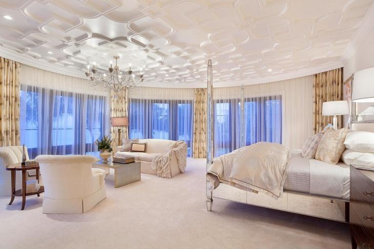 Luxury Bedroom Ceiling Design