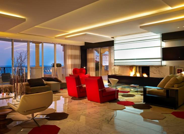 Modern Gypsum Ceiling Design