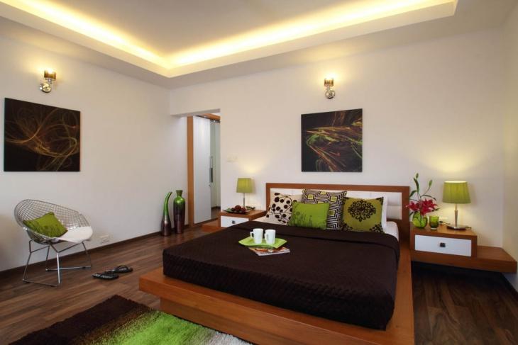 Pop Ceiling Design for Bedroom