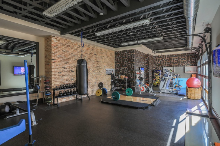 Fitness Gym Interior Design