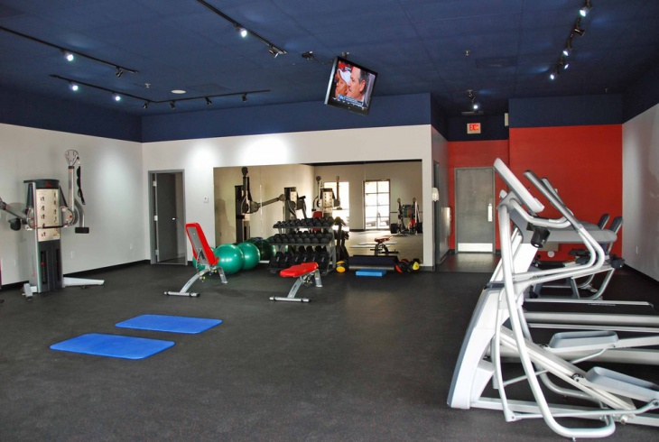 Trendy Fitness Center Design Ideas Interior Design ~ digizmo