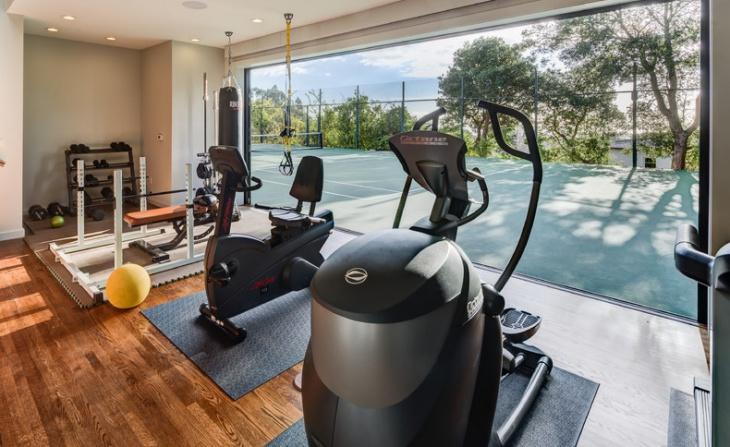 modern gym equipment design