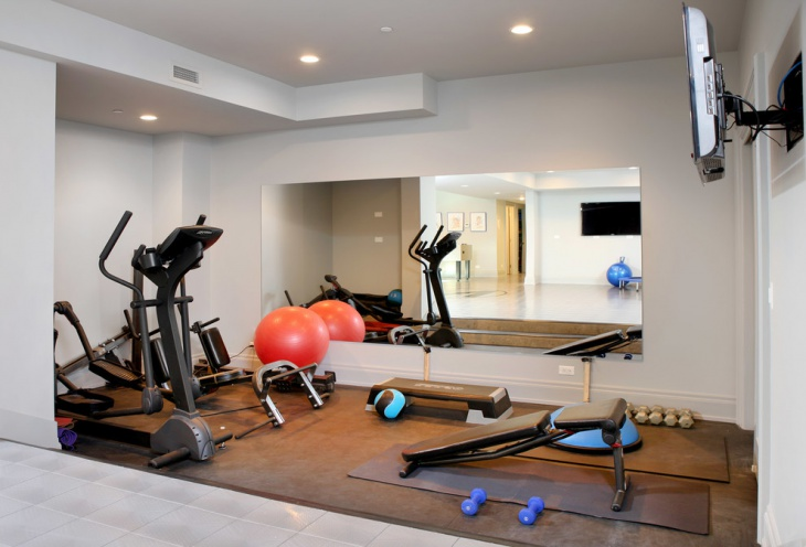 41 gym designs ideas design trends premium psd for Home gym room