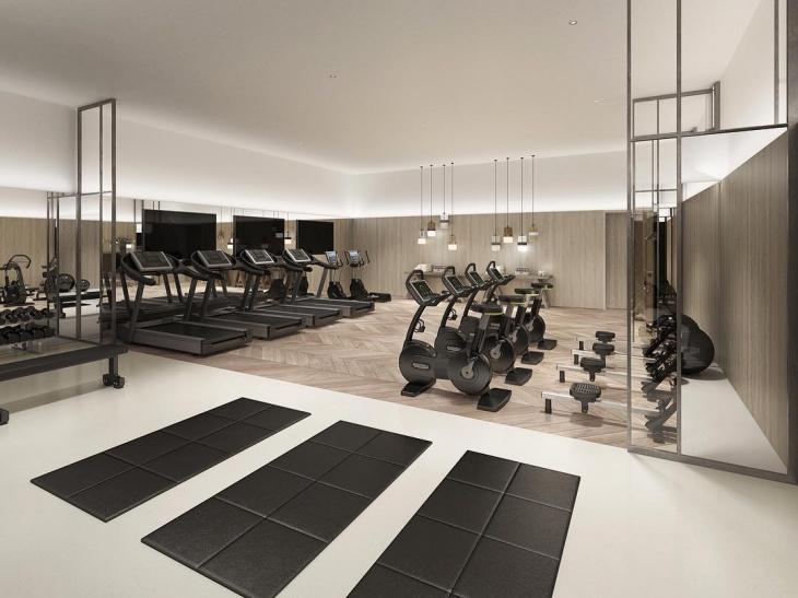 Gym designs ideas design trends premium psd