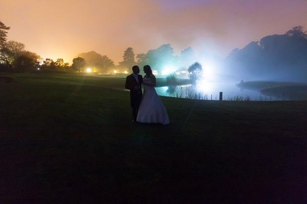 night wedding photography ideas