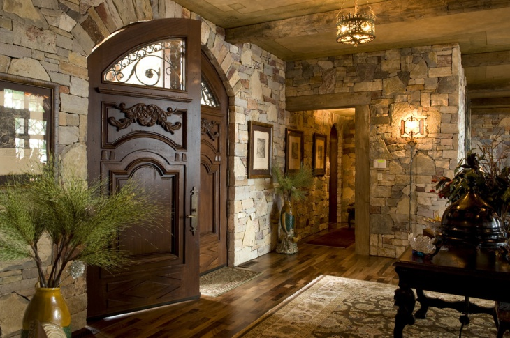 basement entrance doors idea