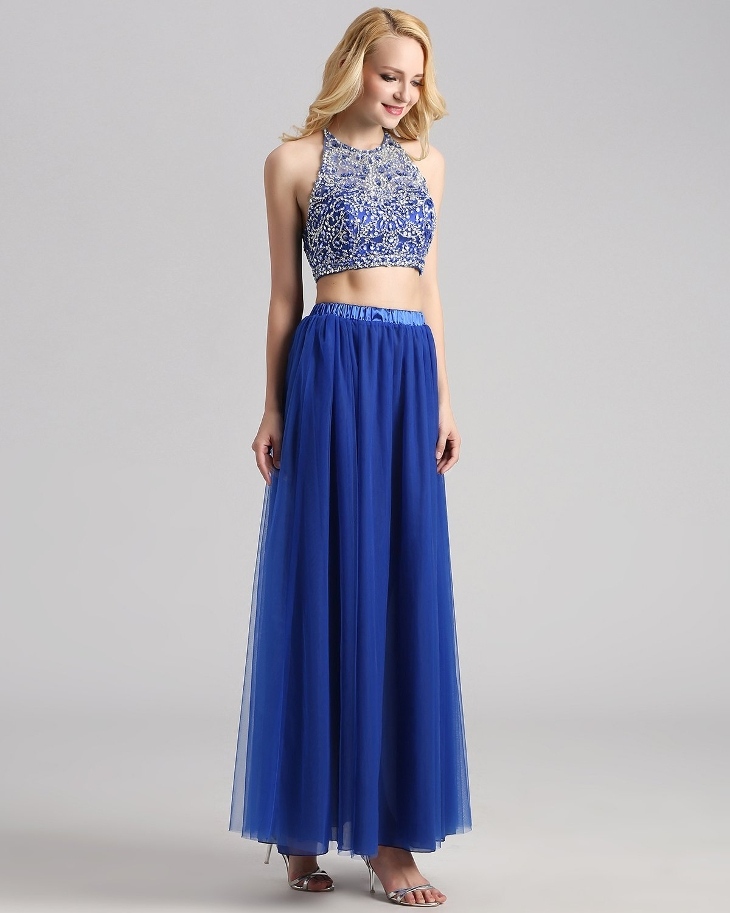 Bridesmaid Maxi Tulle Skirt