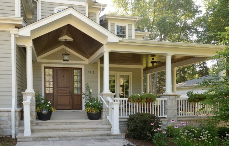 front porch entrance design